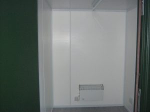 A New 8ft x 6ft anti vandal office £4,900+Vat
