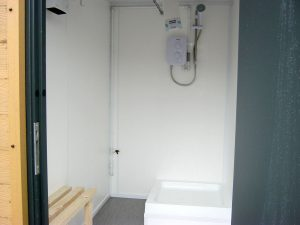 20ft x 8ft 2+2 toilet / Shower Block £12,200+Vat