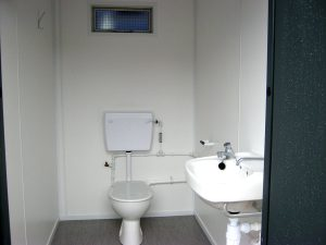 20ft x 8ft 2+2 toilet and Shower Block £12,200+Vat